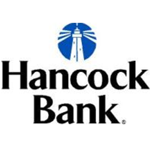thanks to Hancock Bank